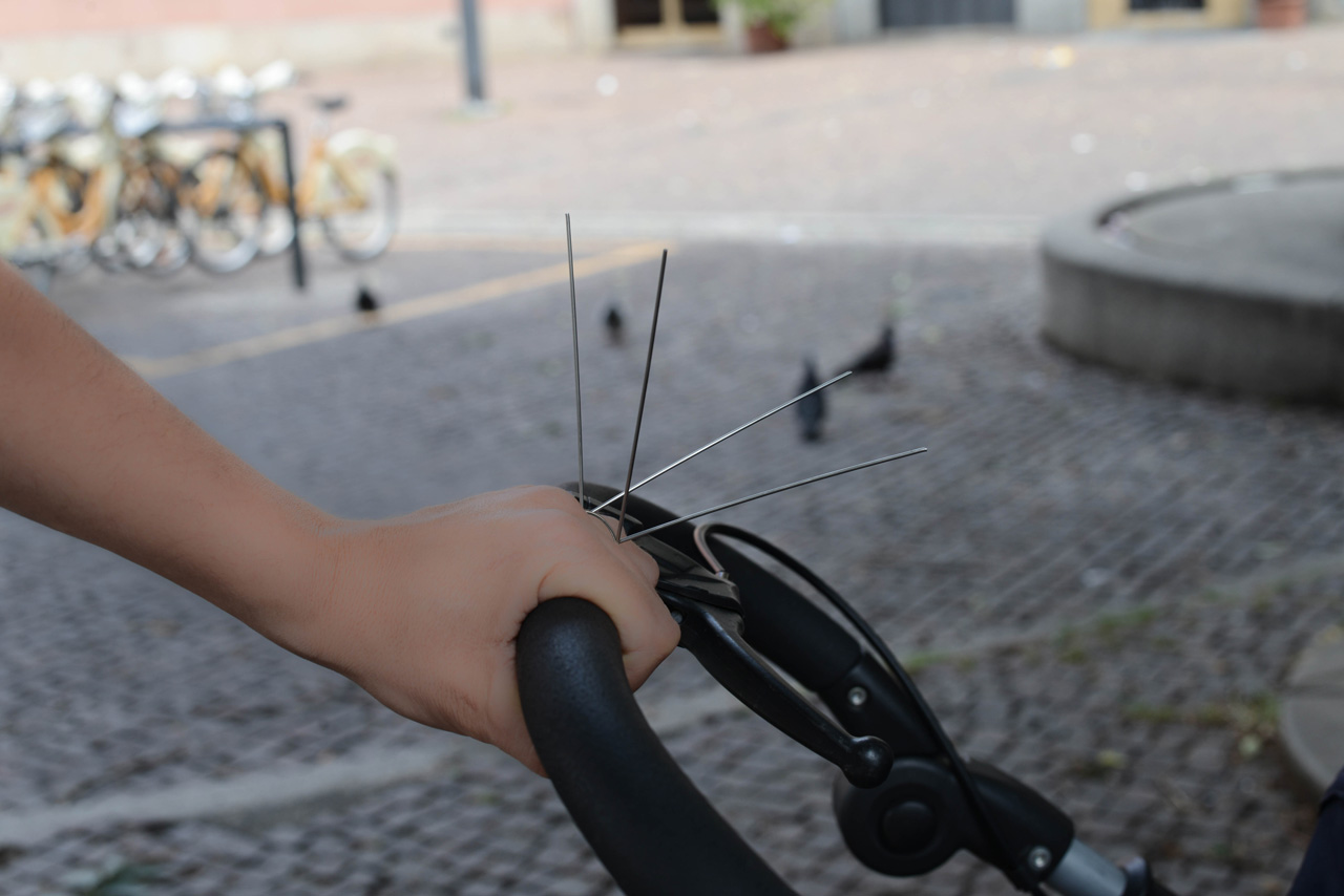 Bird-free ring (various sizes, compatible with baby strollers)